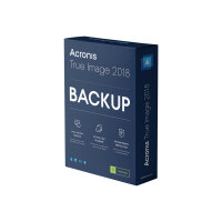 Acronis True Image Advanced - Subscription licence (1 year) - 3 computers, 250 GB cloud storage space - Win, Mac, Android, iOS