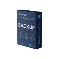 Acronis True Image Premium - Subscription licence (1 year) - 1 computer, 1 TB cloud storage space - Win, Mac, Android, iOS