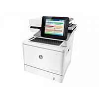 HP LaserJet Enterprise Flow MFP M577c - Multifunction printer - colour - laser - Legal (216 x 356 mm) (original) - A4/Legal (media) - up to 38 ppm (copying) - up to 38 ppm (printing) - 650 sheets - 33.6 Kbps - USB 2.0, Gigabit LAN, USB 2.0 host