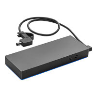 HP Notebook Power Bank - Power bank 6-cell 19200 mAh 72 Wh - output connectors: 3 - black - for HP 245 G6; EliteBook 1040 G4; ProBook 640 G4, 650 G4; Stream Pro 11 G4; ZBook 14u G4
