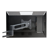 Kensington - Mounting component (mounting plate) for docking station - black