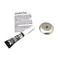 Kensington Security Slot Adapter Kit - System security kit - grey