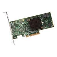 LSI SAS 9300-4i - Storage controller - SATA 6Gb/s / SAS 12Gb/s - 4800 MBps - PCIe 3.0 x8