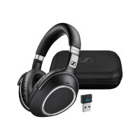 Sennheiser MB 660 UC MS - Headset - full size - Bluetooth - wireless - NFC - active noise cancelling