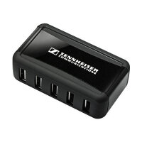 Sennheiser MCH 7 - Power adapter - 100 mA - 7 output connectors (USB)