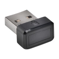 Kensington VeriMark Fingerprint Authentication Dongle - Fingerprint reader - USB