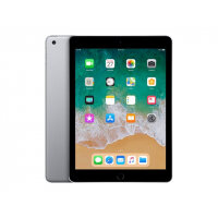 "Apple 9.7-inch iPad Wi-Fi - 6th generation - tablet - 32 GB - 9.7"" IPS (2048 x 1536) - space grey"
