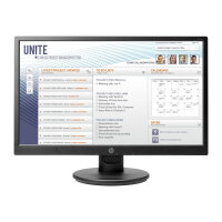 "HP V214a - LED Computer Monitor - 20.7"" (20.7"" viewable) - 1920 x 1080 Full HD (1080p) - TN - 200 cd/m² - 600:1 - 5 ms - HDMI, VGA - speakers - black"