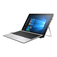 "HP Elite x2 1012 G2 - Tablet - with detachable keyboard - Core i7 7600U / 2.8 GHz - Win 10 Pro 64-bit - 8 GB RAM - 256 GB SSD HP Z Turbo Drive G2, NVMe, TLC - 12.3"" IPS touchscreen 2736 x 1824 (WQXGA+) - HD Graphics 620 - Wi-Fi, Bluetooth - kbd: UK - with"