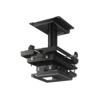 Sony PSS-650 - Ceiling mount for projector - black - for VPL-FH31, FH36, FH60, FH65, FHZ55, FHZ57, FHZ60, FHZ65, FX30, FX35