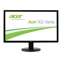 "Acer K212HQL - LED Computer Monitor - 20.7"" - 1920 x 1080 Full HD (1080p) - TN - 200 cd/m² - 5 ms - VGA - black"