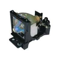 GO Lamps - Projector lamp (equivalent to: Optoma SP.8LE01GC01) - UHP - 200 Watt - 3000 hour(s) (standard mode) / 6000 hour(s) (economic mode) - for Optoma ES529, PRO160S, PRO260X, PRO360W; Portable Series PRO160S, PRO260X, PRO360W