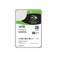 "Seagate Barracuda Pro ST12000DM0007 - Hard drive - 12 TB - internal - 3.5"" - SATA 6Gb/s - 7200 rpm - buffer: 256 MB - with 2 years Seagate Rescue Data Recovery"
