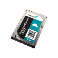 "Seagate Enterprise Capacity 2.5 HDD ST2000NX0353 - Hard drive - encrypted - 2 TB - internal - 2.5"" SFF - SAS 12Gb/s - NL - 7200 rpm - buffer: 128 MB - FIPS 140-2 Level 2 - Self-Encrypting Drive (SED)"