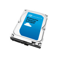 "Seagate Enterprise Capacity 3.5 HDD V.5 ST6000NM0175 - Hard drive - encrypted - 6 TB - internal - 3.5"" - SATA 6Gb/s - 7200 rpm - buffer: 256 MB - Self-Encrypting Drive (SED)"