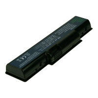 2-Power - Laptop battery - 1 x Lithium Ion 4400 mAh - black - for Acer Aspire 4220, 4520, 4710, 4720