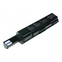 2-Power - Laptop battery - 1 x Lithium Ion 12-cell 9200 mAh - black - for Toshiba Satellite A200, A500, L300, L500, L550; Satellite Pro A300, L300, L500, L510, L550