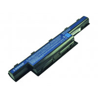 2-Power Main Battery Pack - Laptop battery (standard) - 1 x Lithium Ion 6-cell 4400 mAh - for Acer Aspire 4251-1459
