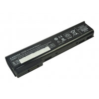 2-Power Main Battery Pack - Laptop battery (standard plus life) - 1 x Lithium Ion 6-cell 5200 mAh - black