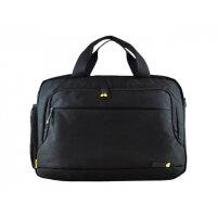 "Tech air Eco - Notebook carrying shoulder laptop bag - 15.6"" - black"