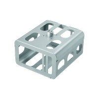 Vogel's Professional PPA 310 - Mounting component (anti-theft enclosure) for projector - steel - silver - ceiling mountable - for Professional PPC 1000, PPC 2000