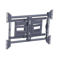 "Vogel's PFW 6851 - Wall mount for LCD / plasma panel - black - screen size: 42""-63"" - mounting interface: 200 x 200 mm"