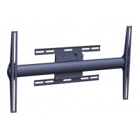 "Vogel's PFW 6854 - Wall mount for LCD / plasma panel - black - screen size: 37""-63"" - mounting interface: 200 x 200 mm"