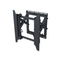 "Vogel's PFW 6875 - Wall mount for video wall - black - screen size: 37""-65"""
