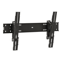 "Vogel's PFW 6810 - Wall mount for LCD / plasma panel - lockable - black - screen size: 55""-80"""