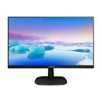 "Philips V-line 223V7QHSB - LED Computer Monitor - 22"" (21.5"" viewable) - 1920 x 1080 Full HD (1080p) - IPS - 250 cd/m² - 1000:1 - 5 ms - HDMI, VGA - black"