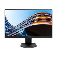 "Philips S-line 243S7EHMB - LED Computer Monitor - 24"" (23.8"" viewable) - 1920 x 1080 Full HD (1080p) - IPS - 250 cd/m² - 1000:1 - 5 ms - HDMI, VGA - speakers - black, textured black"
