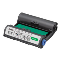 Epson RC-R1GNA - 1 - green - 100 mm x 30 m - print ribbon - for LabelWorks Pro100