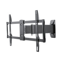 "NewStar TV/Monitor Wall Mount (Full Motion) for 37""-70"" Screen - Black - Wall mount for LCD / plasma panel - black - screen size: 37""-70"""