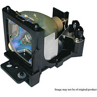 GO Lamps - Projector lamp (equivalent to: 610-341-7493, POA-LMP129) - UHP - 165 Watt - 2000 hour(s) - for Eiki LC XD25; Sanyo PLC-XW65