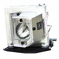 GO Lamps - Projector lamp (equivalent to: Dell 725-10193) - 185 Watt - 3000 hour(s) (standard mode) / 4000 hour(s) (economic mode) - for Dell 1210S