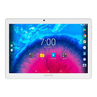 """Archos Core 101 3G - Tablet - Android 7.0 (Nougat) - 16 GB - 10.1"""" IPS (1280 x 800) - USB host - microSD slot - 3G - silver"""