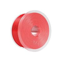 bq Easy Go - Ruby Red, pantone 485C - 1 kg - PLA filament (3D)