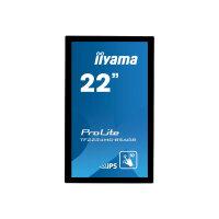 "Iiyama ProLite TF2234MC-B5AGB - LED Computer Monitor - 22"" (21.5"" viewable) - open frame - touchscreen - 1920 x 1080 Full HD (1080p) - IPS - 350 cd/m² - 1000:1 - 8 ms - HDMI, VGA, DisplayPort - black"