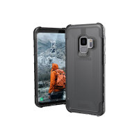 UAG Plyo Series - Back cover for mobile phone - ash - for Samsung Galaxy S9