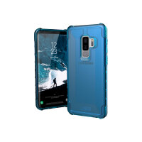 UAG Plyo Series GLACIER - Back cover for mobile phone - blue, transparent - for Samsung Galaxy S9+