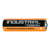 Duracell INDUSTRIAL ID1500 - Battery 10 x AA type Alkaline