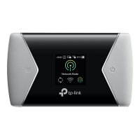 TP-Link M7450 - Mobile hotspot - 4G LTE Advanced - 300 Mbps - 802.11ac