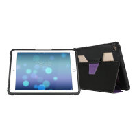 Max Cases Extreme Folio - Flip cover for tablet - purple - for Apple 9.7-inch iPad (5th generation)