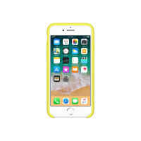 Apple - Back cover for mobile phone - silicone - Flash - for iPhone 7, 8