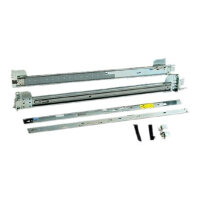 Dell ReadyRails Sliding Rails without Cable Management Arm - Rack rail kit - 1U - for EMC PowerEdge R440