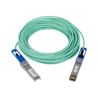 NETGEAR - 10GBase direct attach cable - SFP+ (M) to SFP+ (M) - 15 m - fibre optic - active