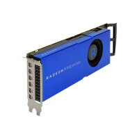 AMD Radeon Pro WX 9100 - Graphics card - Radeon Pro WX 9100 - 16 GB HBM2 - PCIe 3.0 x16 - 6 x Mini DisplayPort