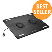 Kensington Laptop Cooling Stand - Notebook stand - black