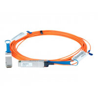 Mellanox LinkX 100Gb/s VCSEL-Based Active Optical Cables - InfiniBand cable - QSFP to QSFP - 20 m - fibre optic - SFF-8665/IEEE 802.3bm - active, halogen-free