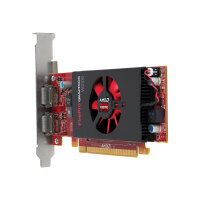 AMD FirePro W2100 - Graphics card - FirePro W2100 - 2 GB DDR3 - PCIe 3.0 x8 low profile - 2 x DisplayPort - for Workstation Z440, Z640, Z8 G4, Z840